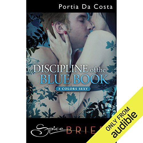 Discipline of the Blue Book audiobook cover art