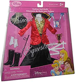 Fit for a Disney Princess Equestrian Fashion Doll Outfit- Made Exclusively for the Disney Store. Includes Vest, Skirt, Jac...