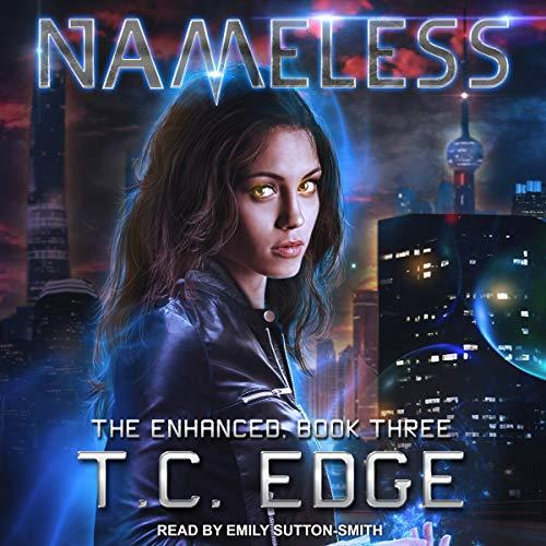 Nameless audiobook cover art