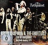 Chapman,Roger: Live at Rockpalast (Markhalle Hamburg,1979) [DVD + 2CDs] (Audio CD (Live))