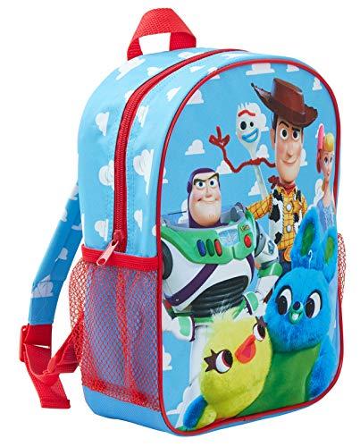 Disney Toy Story 4 Rucksack, Motiv: Forky, blau (Blau) - MNCK10219