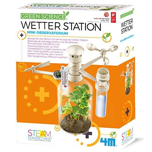 4M 663279 Green Science - Estación meteorológica
