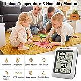 Zoom IMG-1 thermopro tp50 2 pezzi igrometro