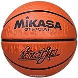 ミカサ(MIKASA) バスケットボール 7号 (男子用・一般・社会人・大学・高校・中学) ゴム オレンジ B7JMR-O 推奨内圧0.42~0.56(kgf/㎠)