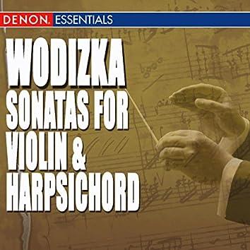 Wodizka: Sonatas