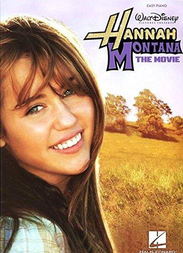 Hannah Montana The Movie: Easy Piano