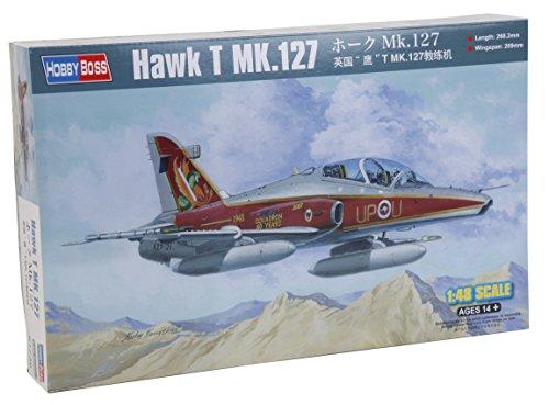 Hobby Boss 081736 – Modèle Kit, en Plastique 1/48 Hawk T MK. 127