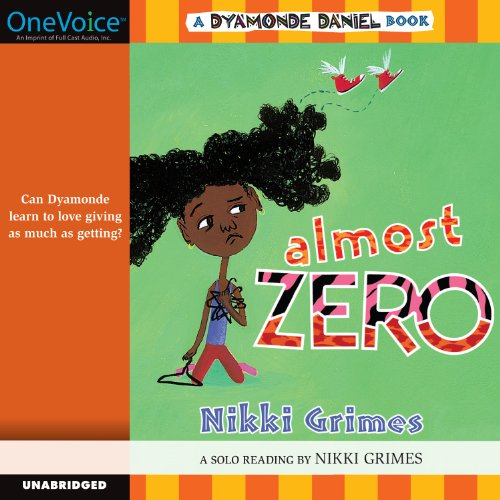 Almost Zero audiobook cover art