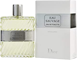 Christian Dior Eau Sauvage Men Eau De Toilette Spray, 6.7 Ounce