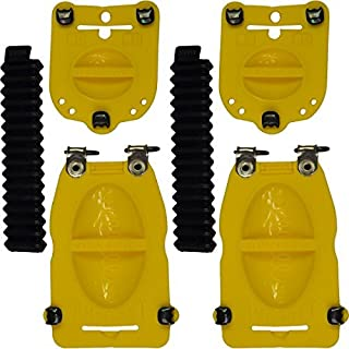 Grivel G12 Anti Balling Plates by Grivel