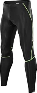 Outto Men's Padded Bike Pants Cycling Tights Riding Clothing Reflective