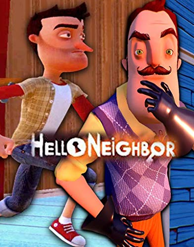 Hello Neighbor Achievements - Trophies - Guide and Walkthrough (English Edition)