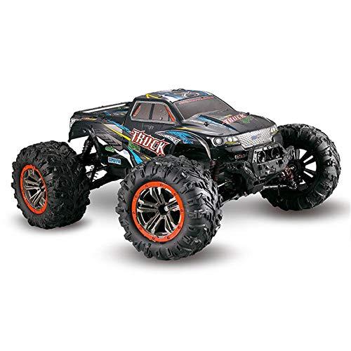 HLSP 2.4G 1:10 Scale RC Car, 4WD Racing Car Truck Off-Road Vehicle Buggy Juguete electrónico, Off Road Monster RC Car Modelos de vehículos