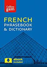 Collins Gem French Phrasebook & Dictionary
