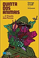 Quinta dos Animais ou O Triunfo dos Porcos (Portuguese Edition)