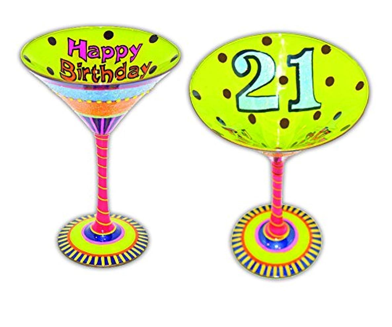 Young's Inky and Bozko Martini Happy Birthday 21