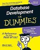 Database Development for Dummies [Lingua inglese]