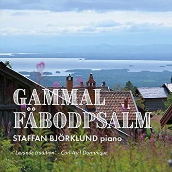 Gammal fäbodpsalm (Live)