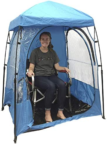 Spectator tent