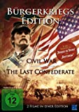 Bürgerkriegs Edition (The Last Confederate/Civil War) [Collector's Edition] [Alemania] [DVD]