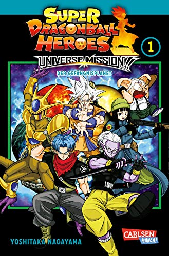 Super Dragon Ball Heroes Universe Mission 1: Universe Mission