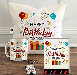 CUSHION MATERIAL - Soft Poly Satin   White Dyed Cotton Overlap Envelop Backing   Outline Seam Stitch   Interlocked from Inside MUG - White Ceramic   High Quality Sublimation Printing   Premium Quality Gloss Finished   Dimension: Outer Diameter: 3.25 ...
