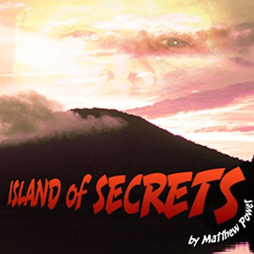 Island of Secrets audiobook cover art