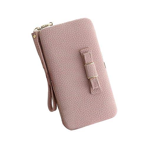 Damen Mädchen Geldbörse Geldbeutel Portemonnaie Unterarmtasche Brieftasche Bags
