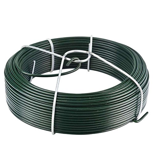 Silverline 633941 Fil de jardin plastifi/é /à torsader 2,5 mm x 8 m