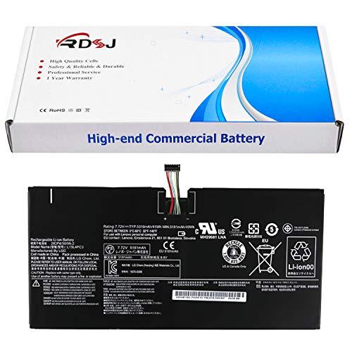 L15M4PC3 L15L4PC3 Laptop Battery for Lenovo Ideapad Miix 720 720-12IKB MIIX5 Pro 720-12IKB(80VV) Series 5B10L72502 5B10W89300 SB10W89296 21CP4/50/96-2 7.68V 41Wh
