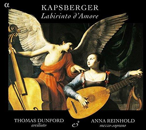 Kapsberger: Labirinto D'Amore [Primer Libro De Toccatas]