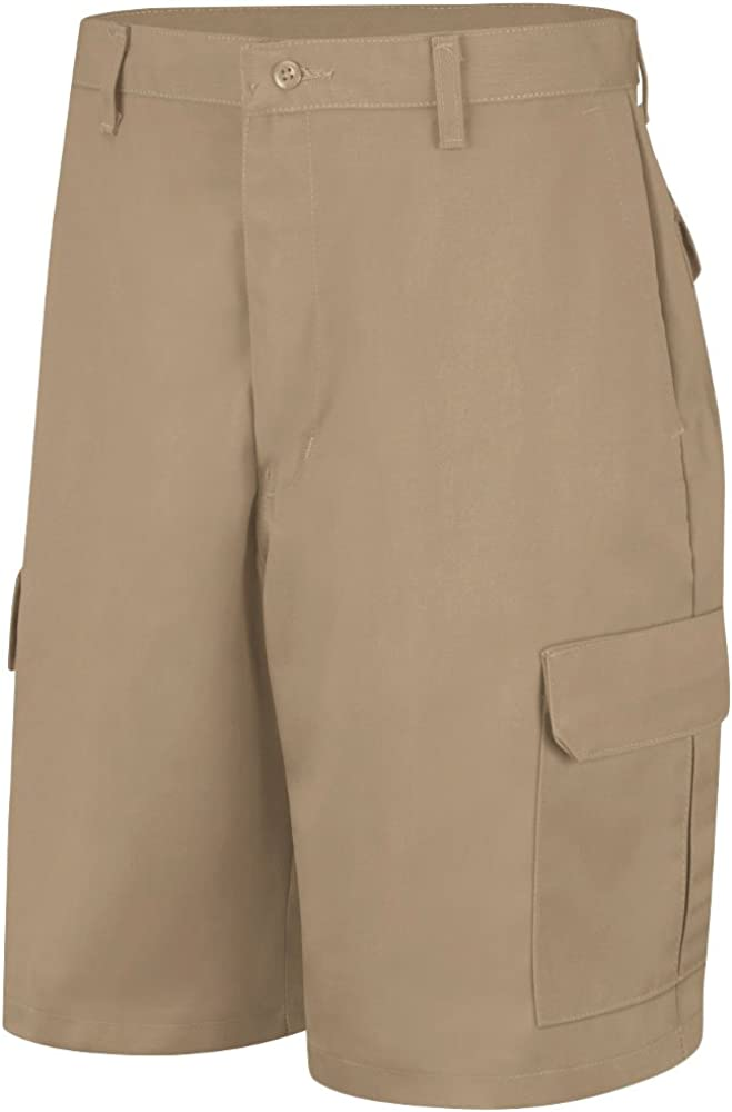 Red Kap mens Unisex Cargo Shorts