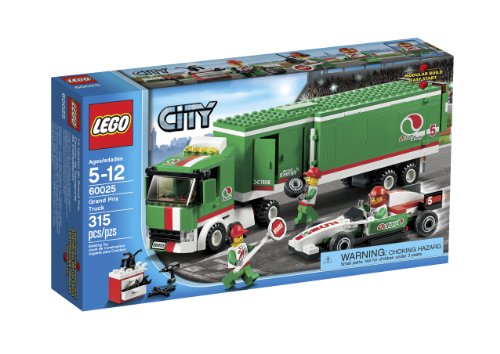 LEGO City 60025 Grand Prix Truck Toy...