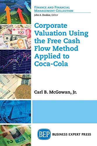 Corporate Valuation Using the Free Cash Flow Method Applied to Coca-Cola