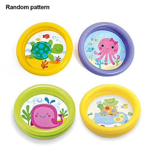 Oddity Piscina Hinchable Redonda para bebés, Piscina Infantil portátil para niños, Centro de Juegos inflables para niños/niñas/niños