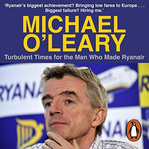 Michael O'Leary cover art