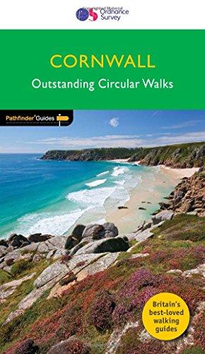 Cornwall Outstanding Circular Walks (Pathfinder Guides)