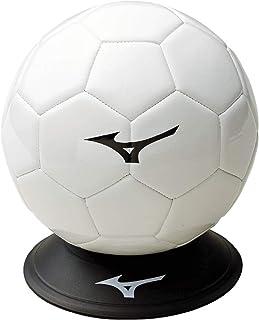 MIZUNO(ミズノ) サッカー サインボール 台座つき P3JBA990 01:ホワイト