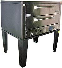 Peerless Ovens Model CE61PE - Single Phase - Twin Door Electric Pizza Oven