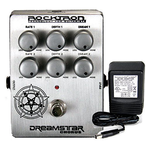 Rocktron DreamStar Chorus Guitar Pedal