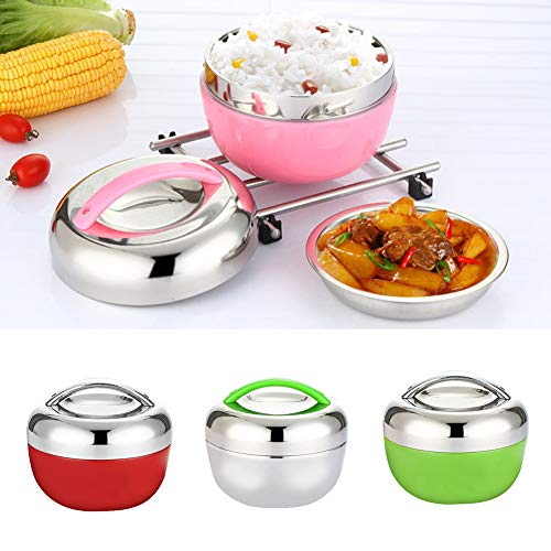 Bento Box,Food Container,Lunch Box,YESZ 0.8L Stainless Steel...