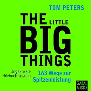 The Little Big Things Titelbild
