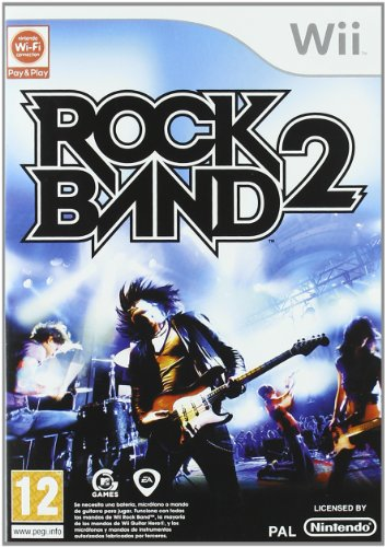 MTV Games  Rock Band 2, Wii