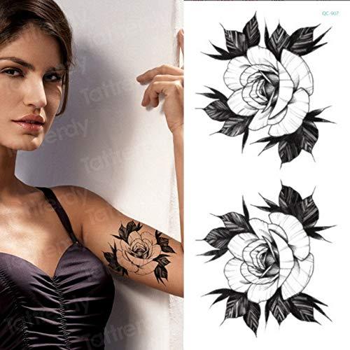 tzxdbh Tattoo 3Pcs-