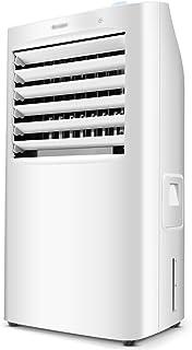 JD Aire acondicionado portátil - tanque de agua grande de 10L, 4 velocidades, tres en uno, máquina silenciosa de movimiento de agua para el hogar, solo ventilador de aire acondicionado frío -38X31X76c