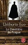 Le cimetière de Prague par Eco