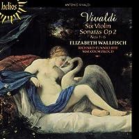 Vivaldi: 6 Violin Sonatas, Op.2 (2012-08-14)
