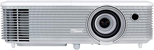Optoma Eh400 Dlp Projector 1080p 4000 Lumens 22 000 1 Contrast 2x Hdmi Mhl 2x Vga 1x Composite White Home Cinema Tv Video