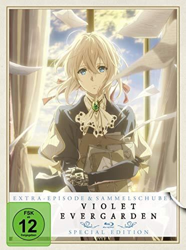 Violet Evergarden - Extra-Episode St. 1  Special Edition mit Sammelschuber [Blu-ray]