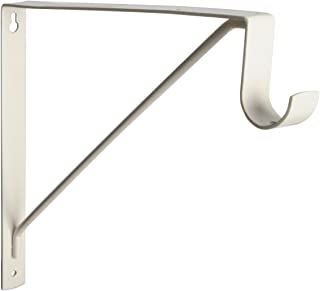 Knape & Vogt 1195 Cream Closet Rod & Shelf Support